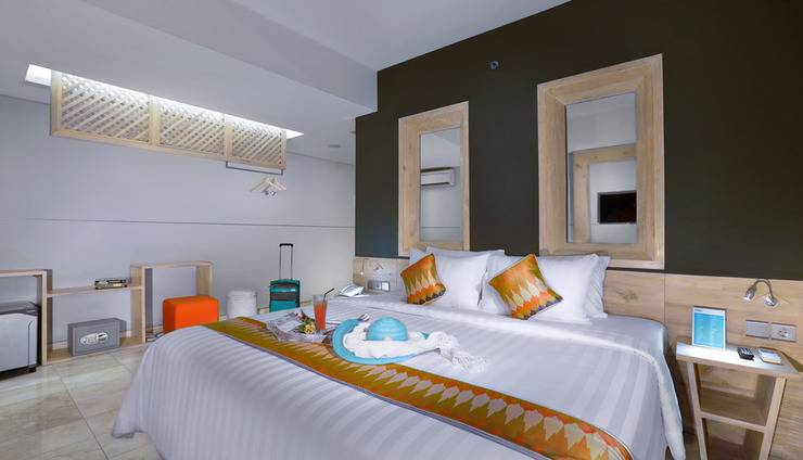 D'MAX Hotel & Convention Lombok - Kamar Deluxe