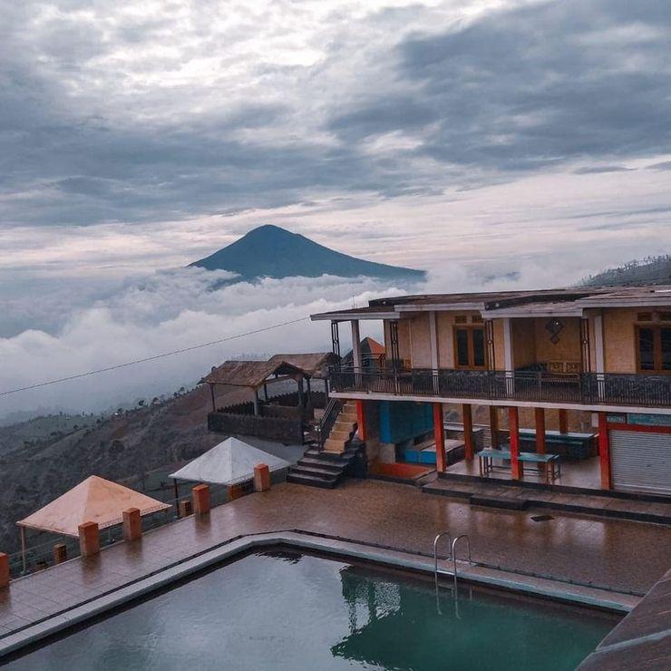 Puncak Darajat Resort Garut - View