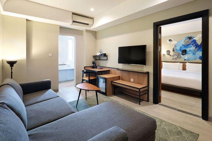 Swiss-Belinn Wahid Hasyim Jakarta - Bedroom