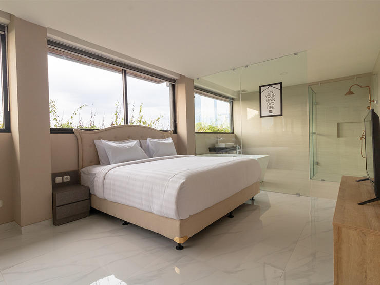 Samana Residence Denpasar Bali - BEDROOM SU D
