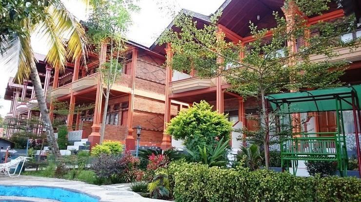 NIDA Rooms Toba Samosir 3741 Tuk Tuk Siadong Samosir - Exterior