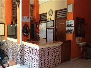 Merapi Hotel Yogyakarta - Resepsionis