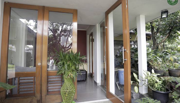 Bogor Homestay Bogor - Bogor Homestay reception