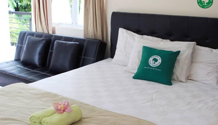 Review Hotel Bogor Homestay (Bogor)