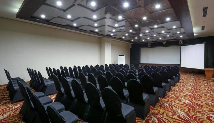 Selyca Mulia Hotel and Shopping Center Samarinda - Ruang Rapat