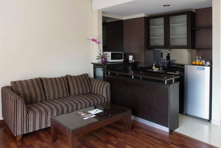 Arimbi Pejaten Suites Jakarta - Dapur di Ruangan Executive Suites