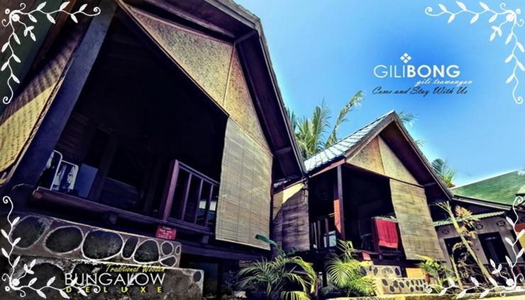 Gili Bong Bungalow Lombok - Facade
