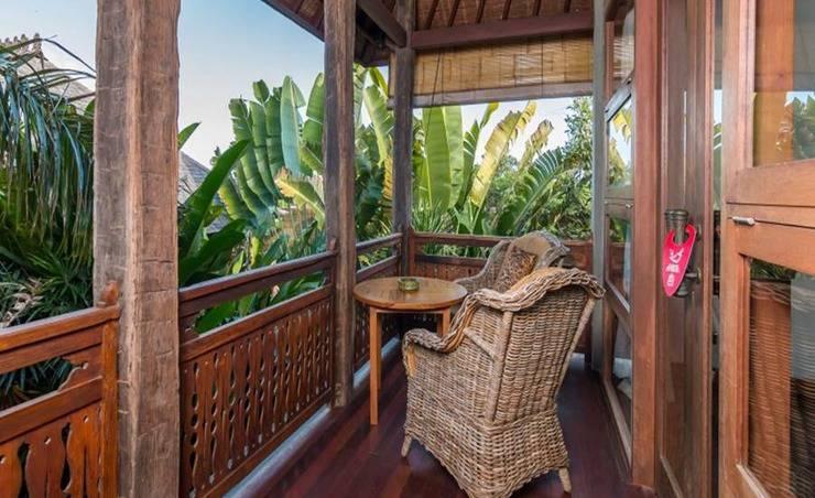 ZEN Villa Tebongkang Ubud - Balkon