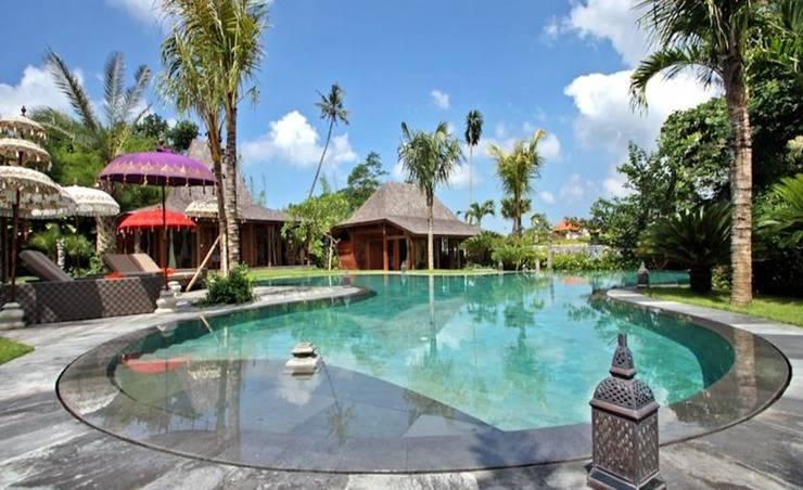 Blue Karma Villas Umalas Bali - Eksterior