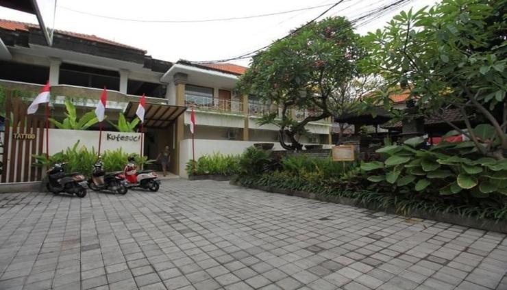 Kuta Suci Beach Hotel Bali - Exterior