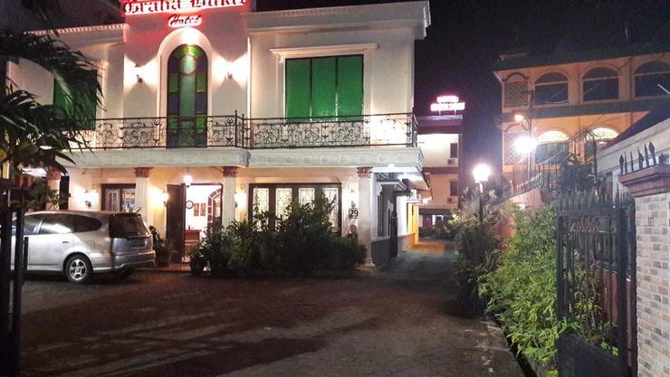 Hotel Graha Bukit Syariah Palembang - gedung