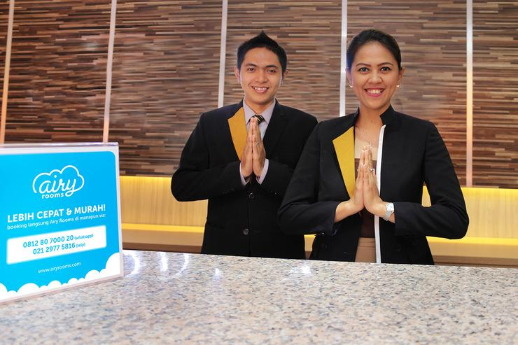 Airy MT Haryono 55 Balikpapan - Receptionist