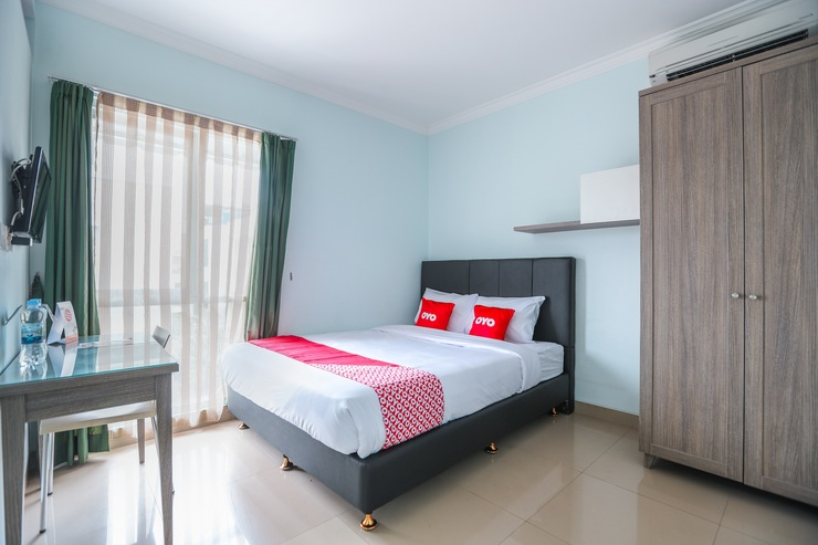 OYO 1551 Studento Guest House Tangerang - BedRoom DL D