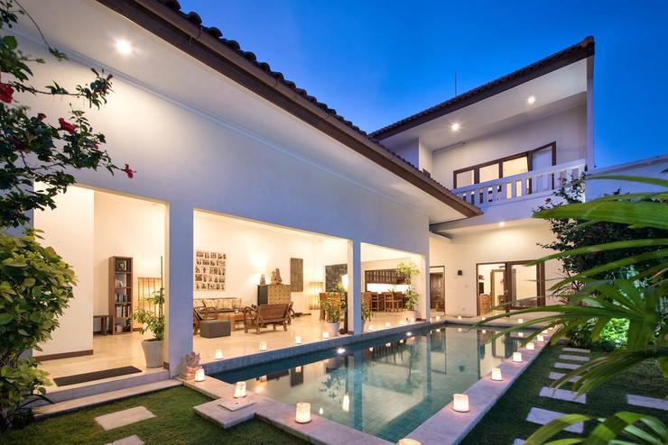 Amandaru Villa Bali - Facade