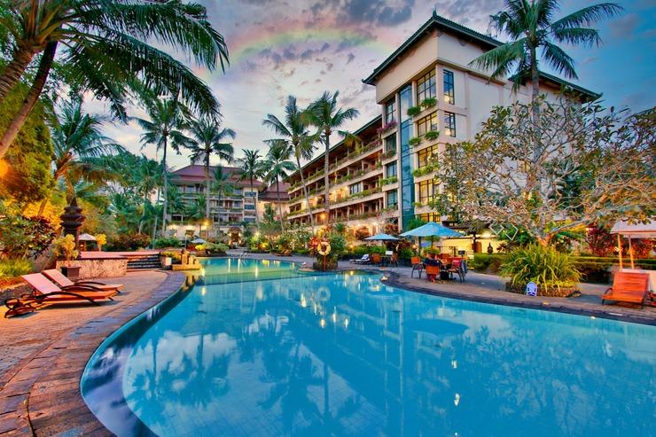 The Jayakarta Yogyakarta Hotel & Spa Yogyakarta - Kolam Renang