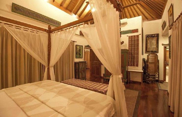 Villa Kaja Bali - Kamar tidur