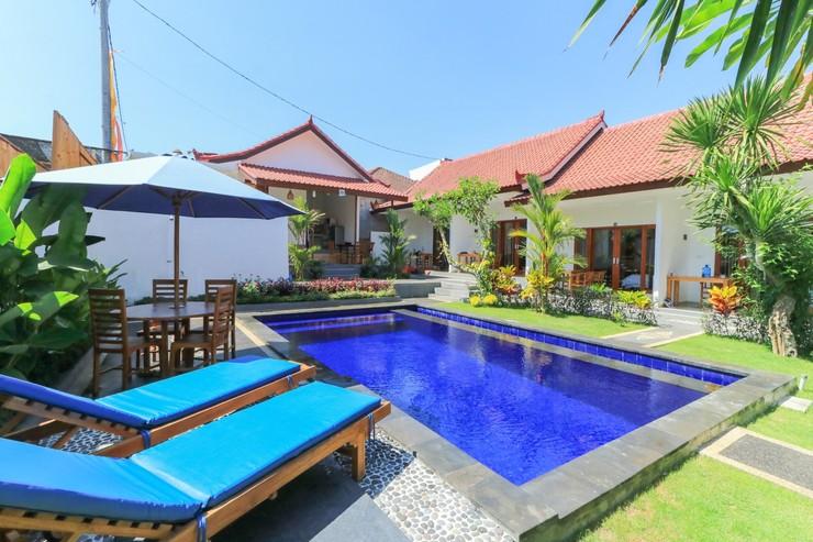 Pererenan Nengah Guest House Bali - Kolam Renang