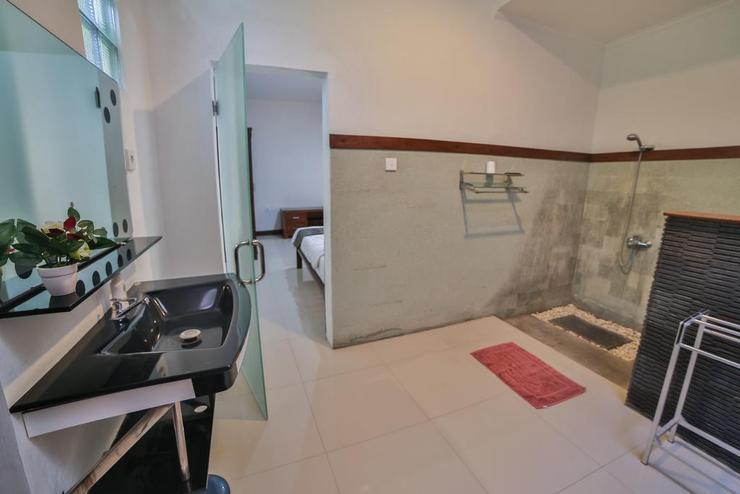 Villa Exotic Bali - Bathroom