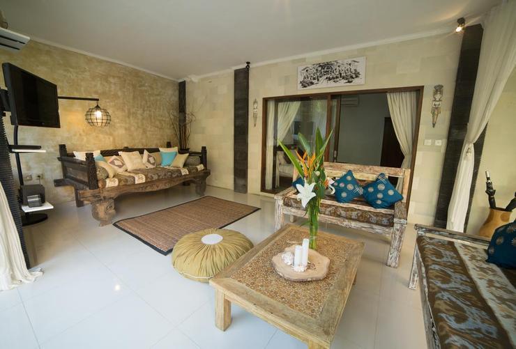 Villa Exotic Bali - Interior