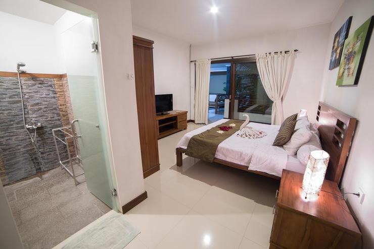 Villa Exotic Bali - Guest room