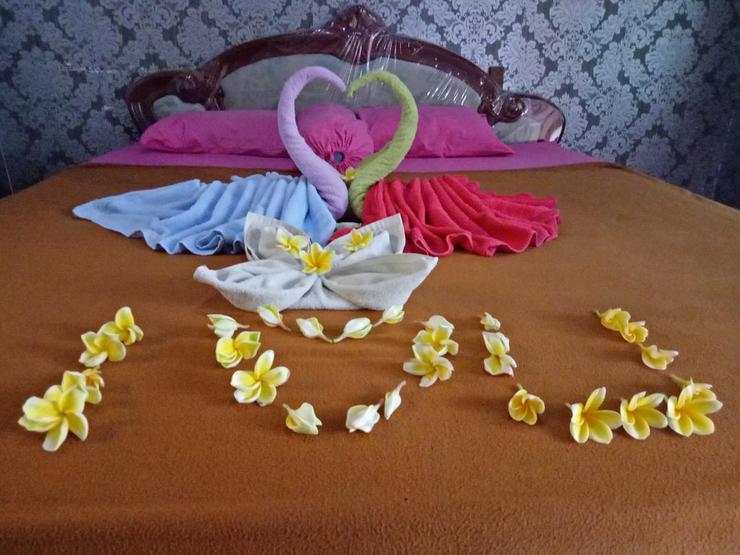 Hotel Artha Lombok - Guest room
