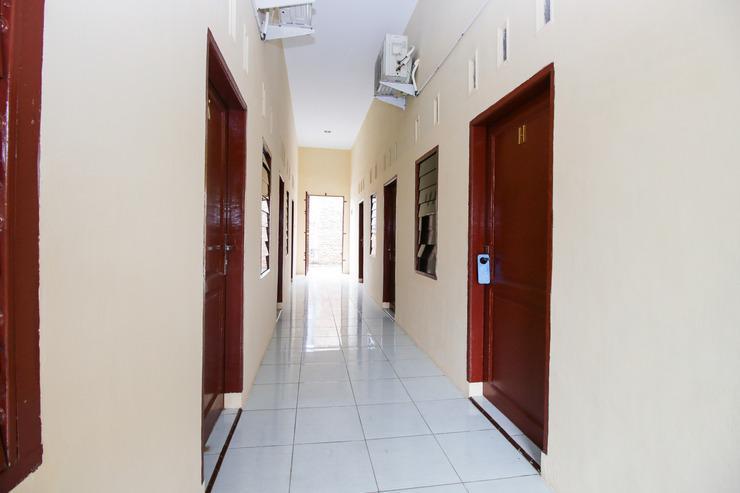 Airy Eco Medan Selayang Abdul Hakim Cengkeh 20 Medan - Corridor
