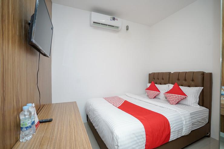 OYO 343 Lawang 15 Syariah Palembang - Bedroom