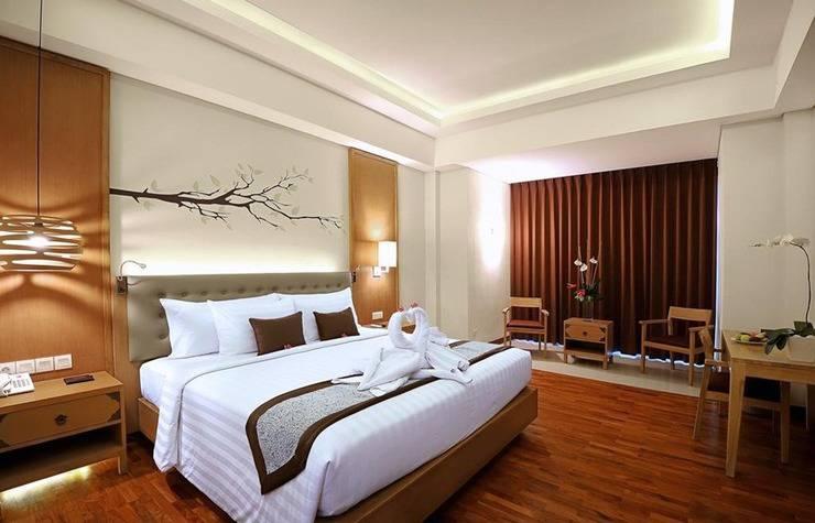 FOX HARRIS Hotel Jimbaran Beach ex. Pramapada Jimbaran Hotel Bali - Room