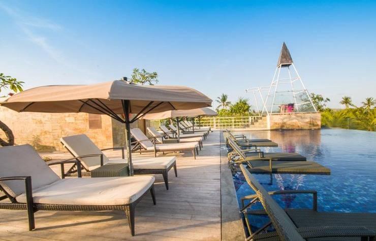 FOX Hotel Jimbaran Beach Bali - Pool