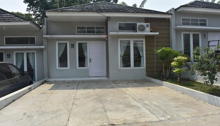 Algira 6 Dramaga (Guest House) Bogor - Exterior
