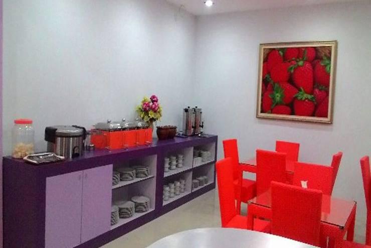 Hotel Oriza  Surabaya - Perjamuan Prasmanan
