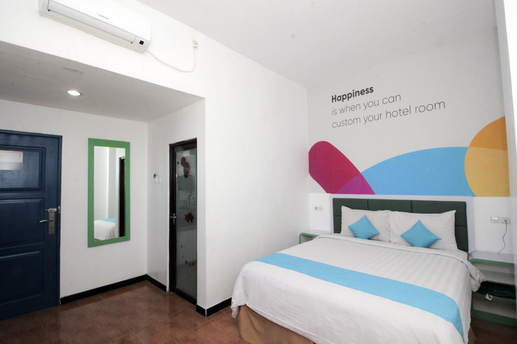 Hotel Oriza  Surabaya - Kamar Deluxe