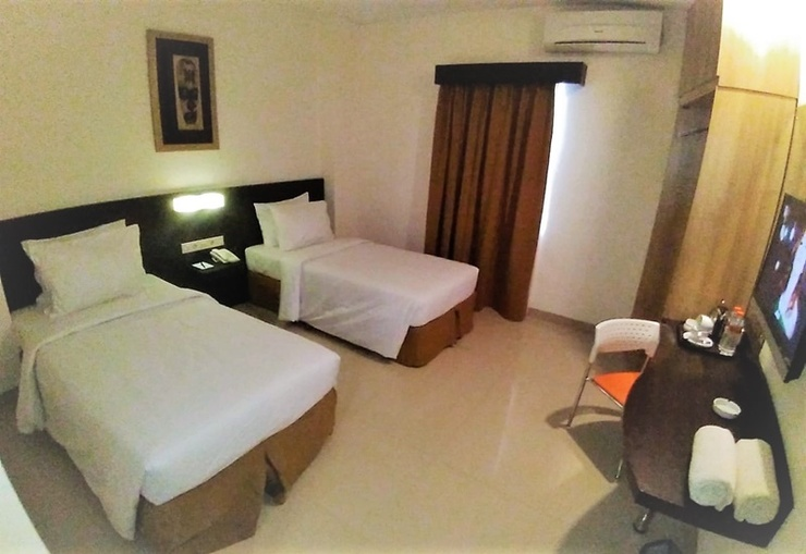 Waigo Splash Sorong - Room