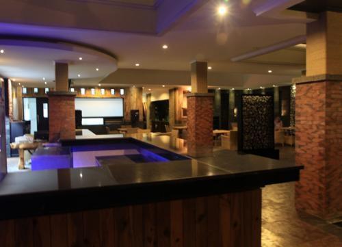 Vamana Resort Lombok - Lobi dan Lounge