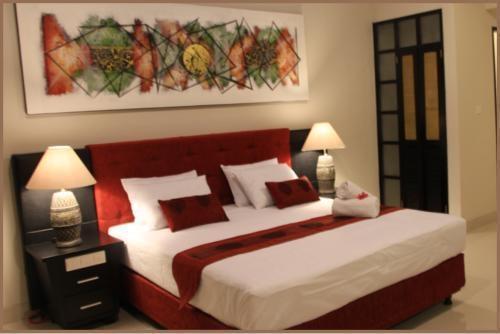 Vamana Resort Lombok - Deluxe Room