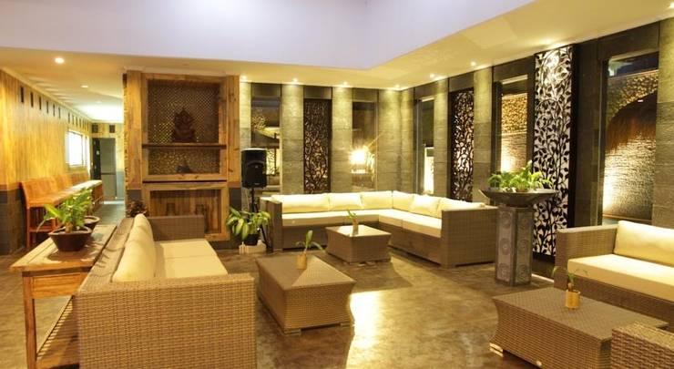 Vamana Resort Lombok - Lobby