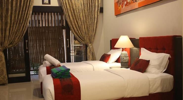 Vamana Resort Lombok - Kamar