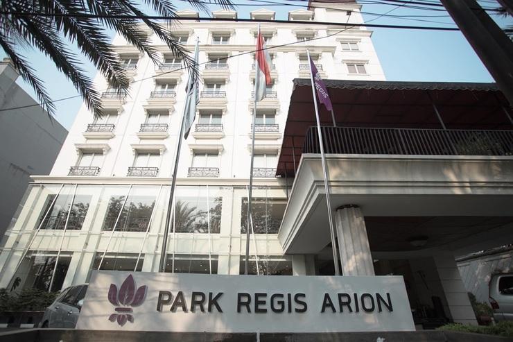 Park Regis Arion Kemang Jakarta - Building