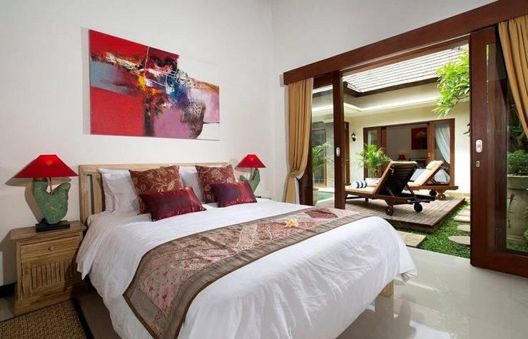 Villa Ashna by Nagisa Bali Bali - Kamar