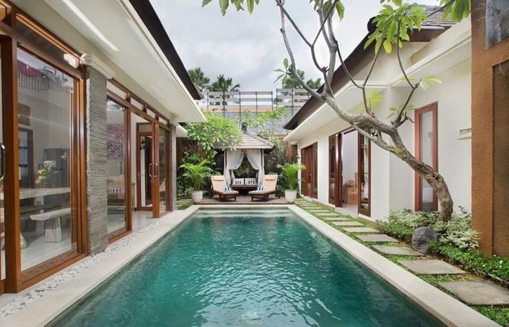 Villa Ashna Seminyak Bali - Kolam Renang