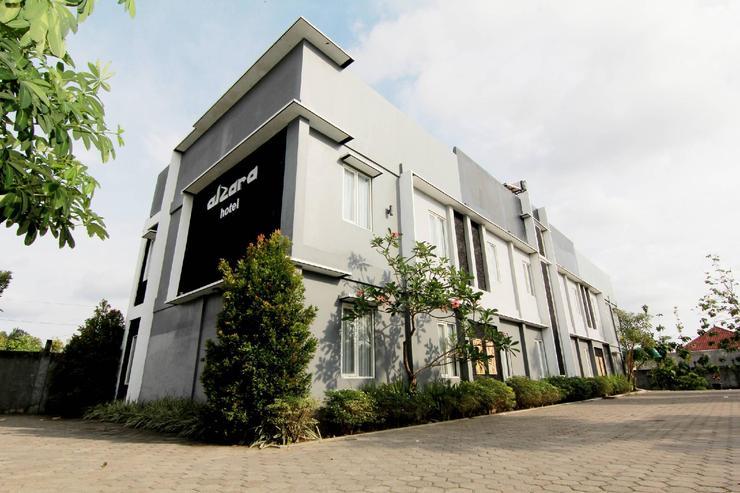 Hotel Alzara Syariah Wonosari - Facade