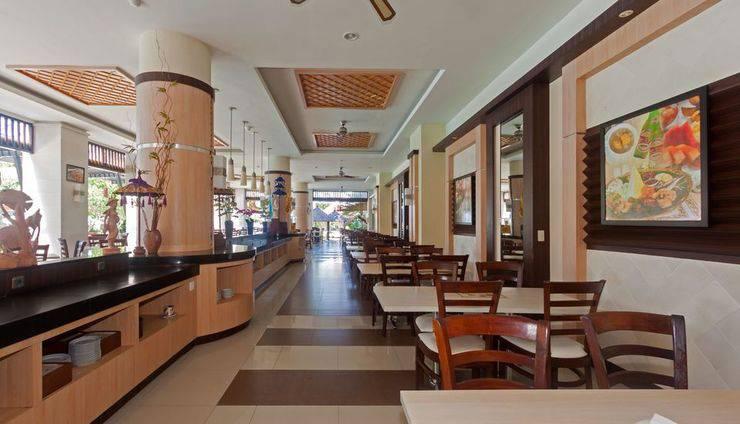 ZenRooms Tanjung Benoa Pratama Bali - Restoran