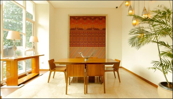 W Home Cipete Jakarta - interior