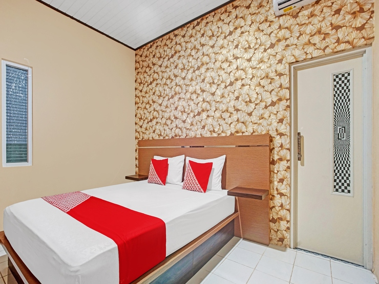 OYO 90399 Box House Bandar Lampung - Guestroom S/D