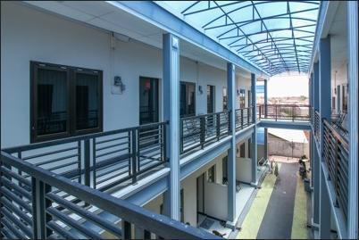 Airy Eco Syariah Kemuning Komplek Kehakiman 762 Palembang - Balcony