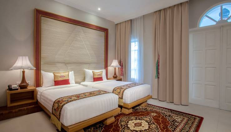 Ramada Suites By Wyndham Solo Solo - Deluxe Residence Room