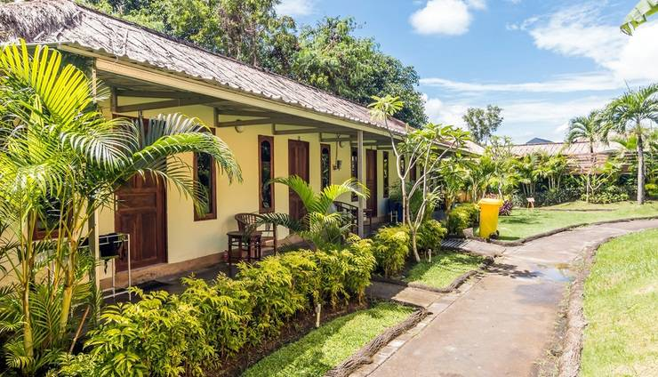 Kampung 168 Bali - sekitar