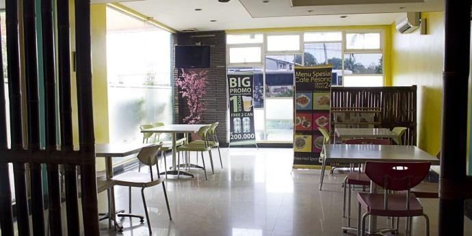 Hotel Pesona Permai Bekasi - ext