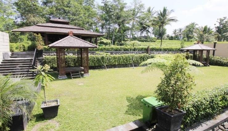 Sambi Resort, Spa & Restaurant Kaliurang - Exterior