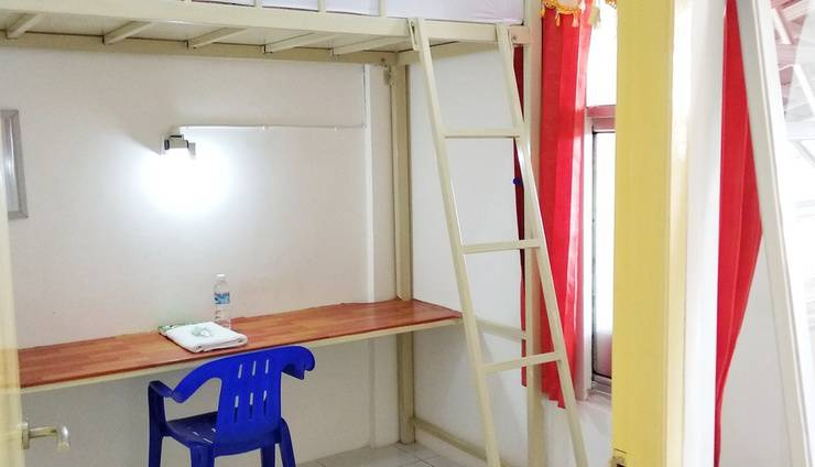 Wina Kost Palembang - Kamar Kipas, Kamar mandi Luar